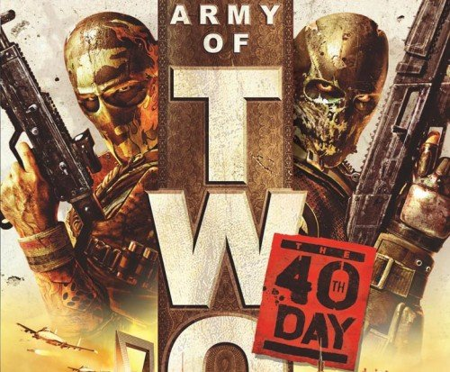 Army of Two: The 40th Day (XBOX 360) Review 3