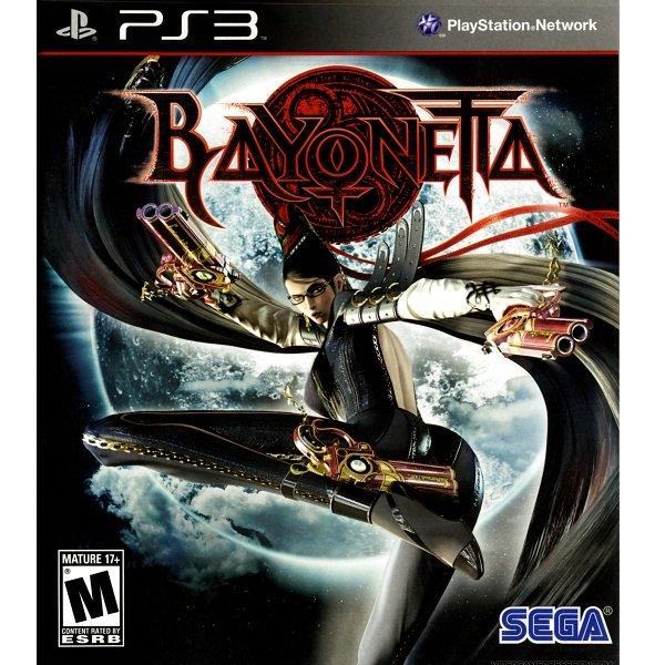 Bayonetta (PS3) Review