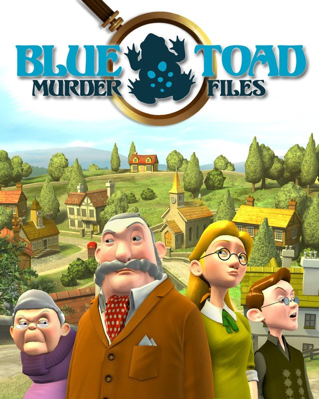 Blue Toad Murder Files: Episodes 1-3 (PS3) Review 3