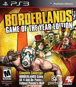 Borderlands: Game of the Year Edition (PS3) Review