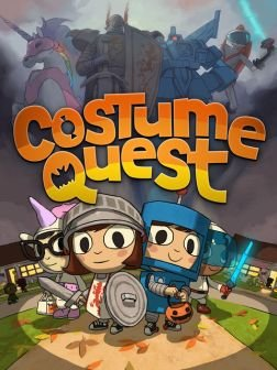 Costume Quest (PS3) Review 2