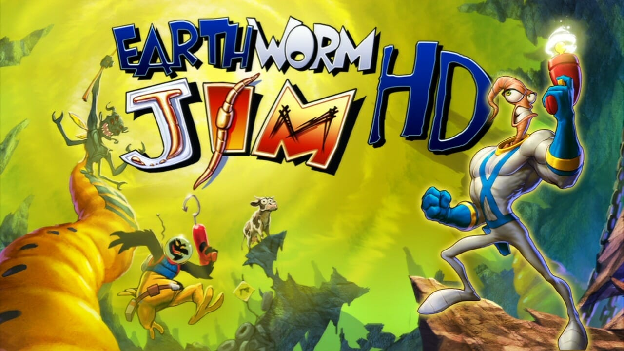 Earthworm Jim HD (XBOX 360) Review 2