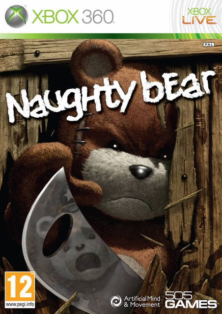 Naughty Bear (XBOX 360) Review 2