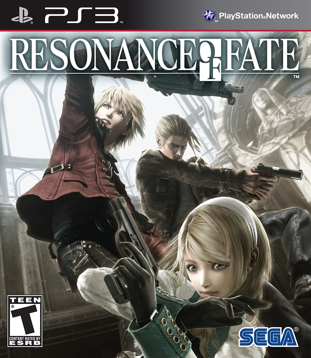 Resonance of Fate (PS3) Review 1