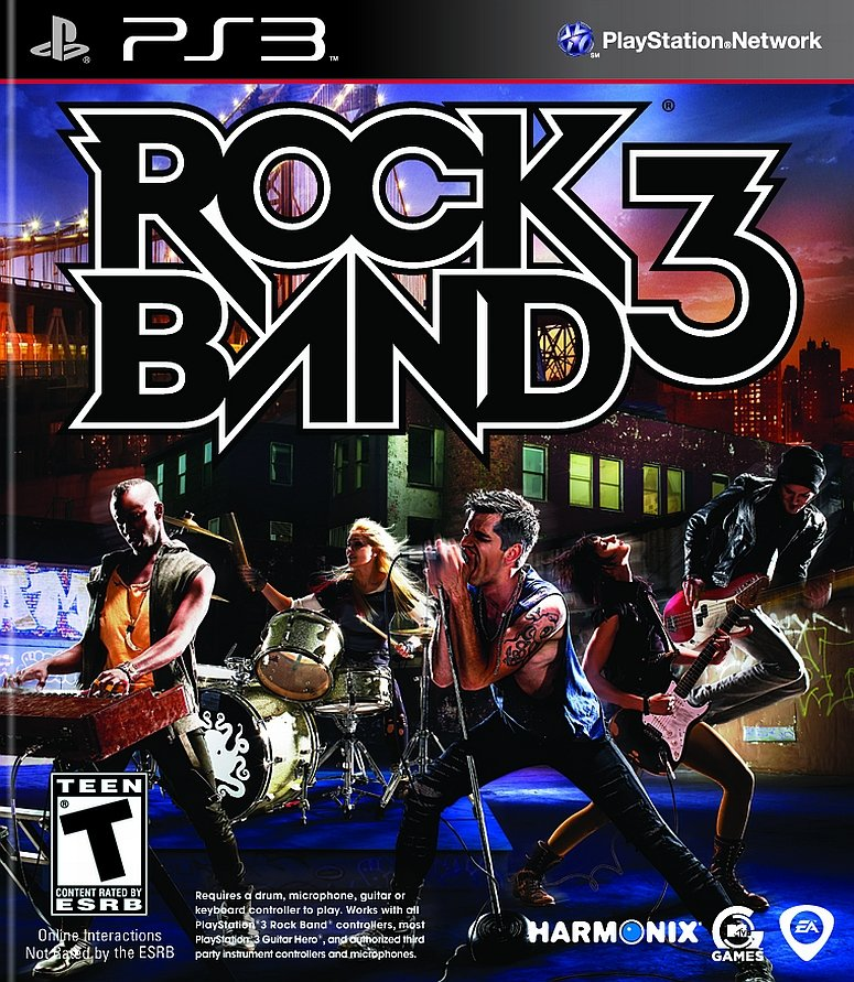 Rock Band 3 (PS3) Review 2