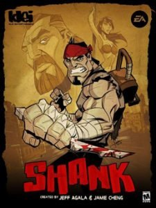 Shank (XBOX 360) Review