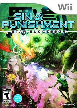 Sin & Punishment: Star Successor (Wii) Review 2