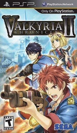 Valkyria Chronicles 2 (PSP) Review 3