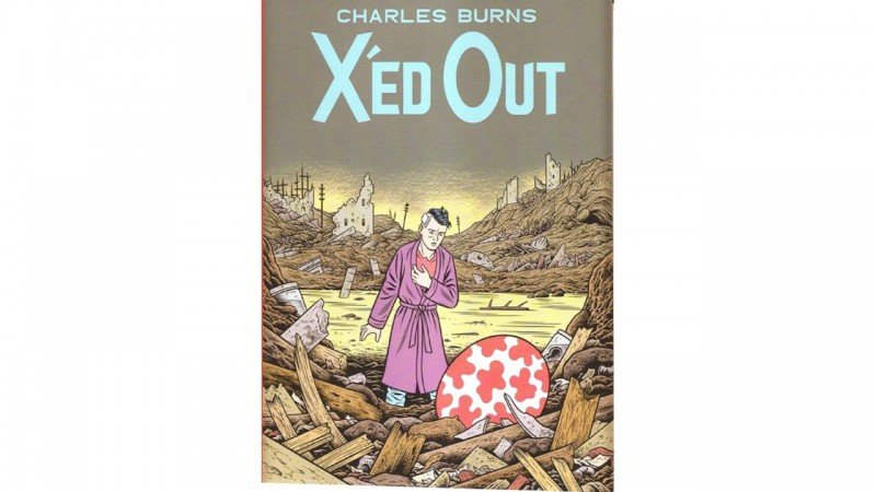 X'ED OUT: VOLUME 1 Review 2
