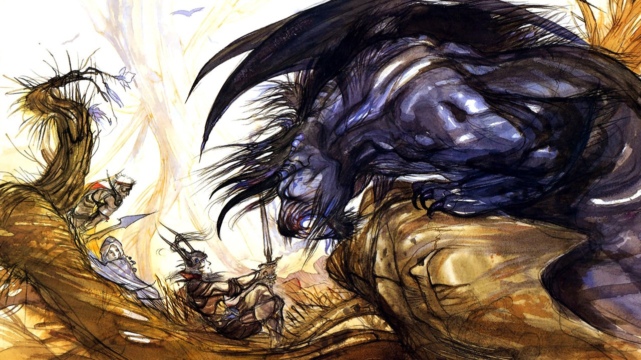 Final Fantasy Games - Looking Back at the Single-Player Legends 1