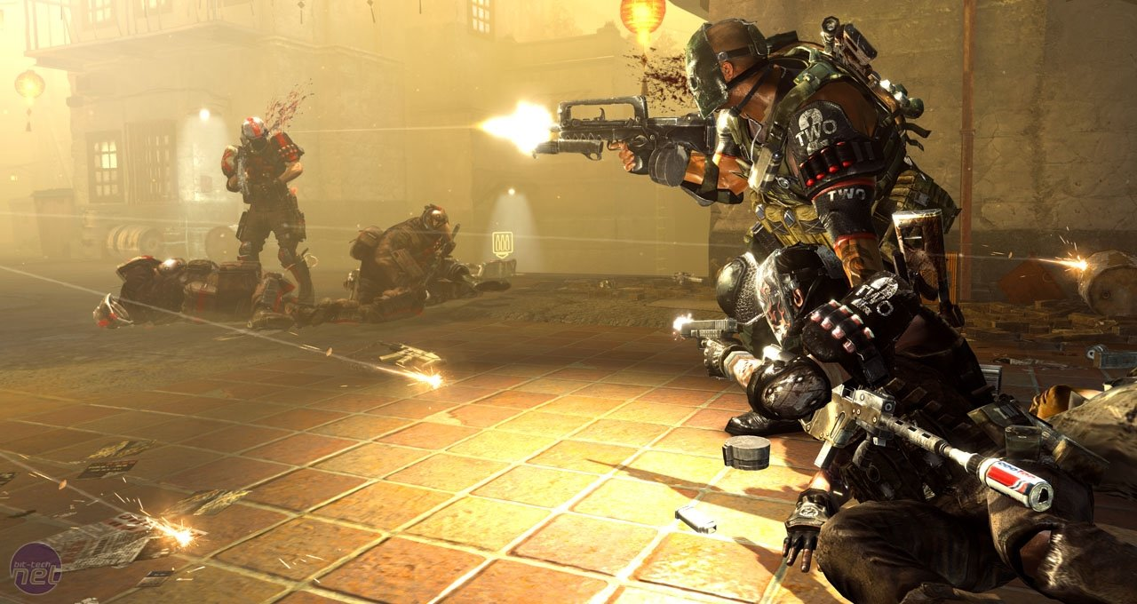 Army of Two: The 40th Day (XBOX 360) Review 4