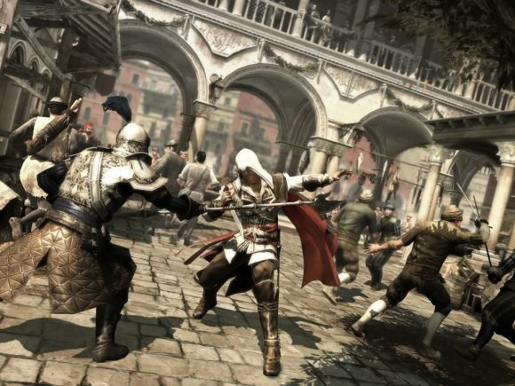 Assassin's Creed II (PS3) Review 4