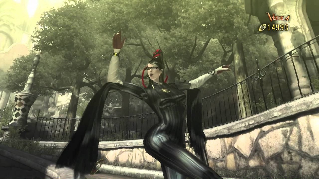 Bayonetta (PS3) Review 4