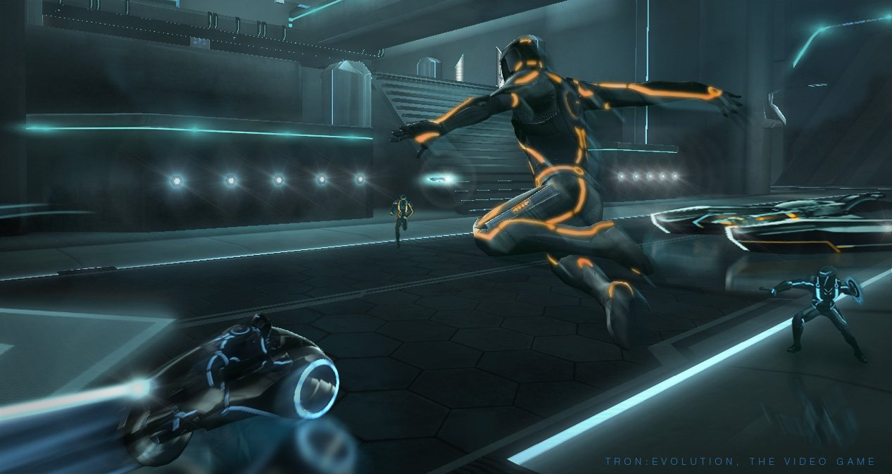 Bring In The Logic Probe: Talking About Tron: Evolution 2