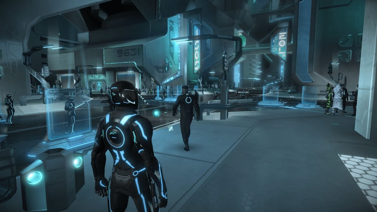 Bring In The Logic Probe: Talking About Tron: Evolution 4