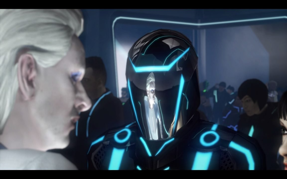 Bring In The Logic Probe: Talking About Tron: Evolution 5
