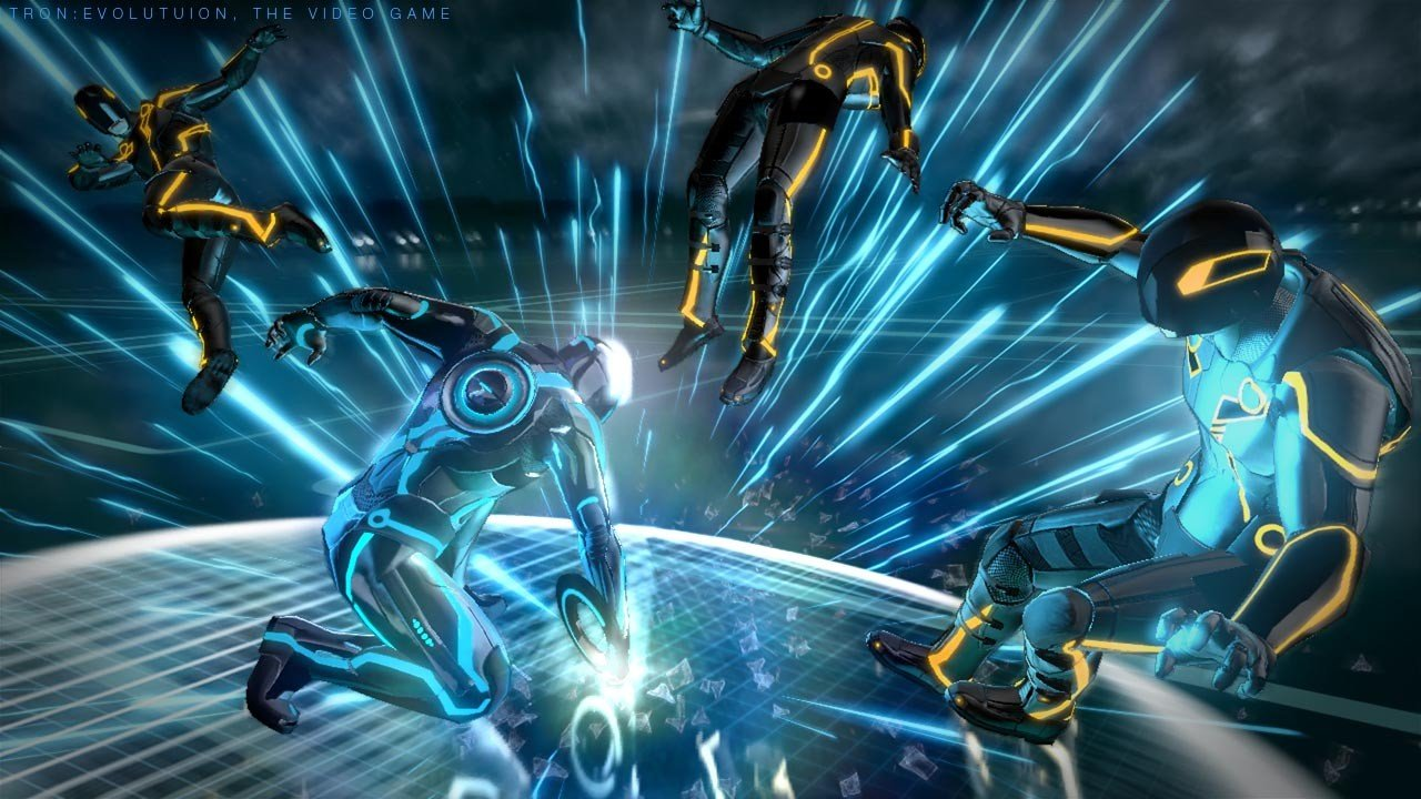 Bring In The Logic Probe: Talking About Tron: Evolution 7