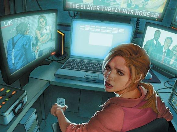 Buffy the Vampire Slayer: Predators and Prey Review 2