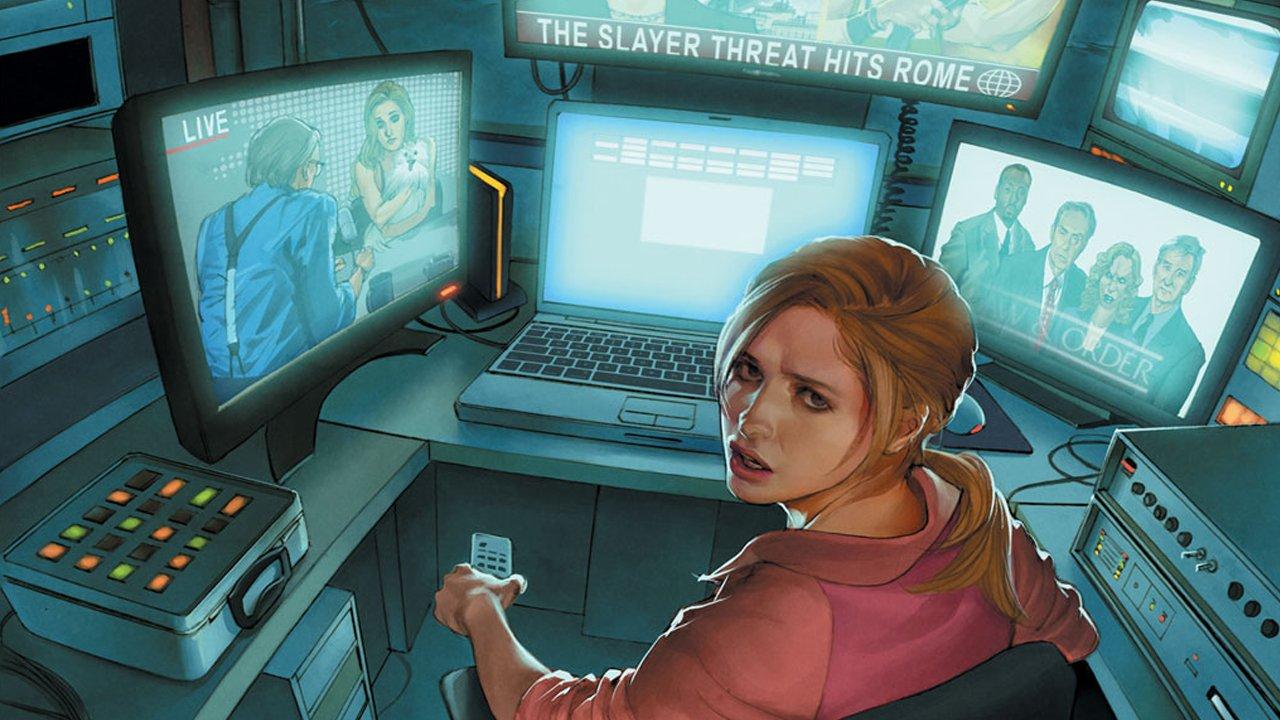 Buffy the Vampire Slayer: Predators and Prey Review 3