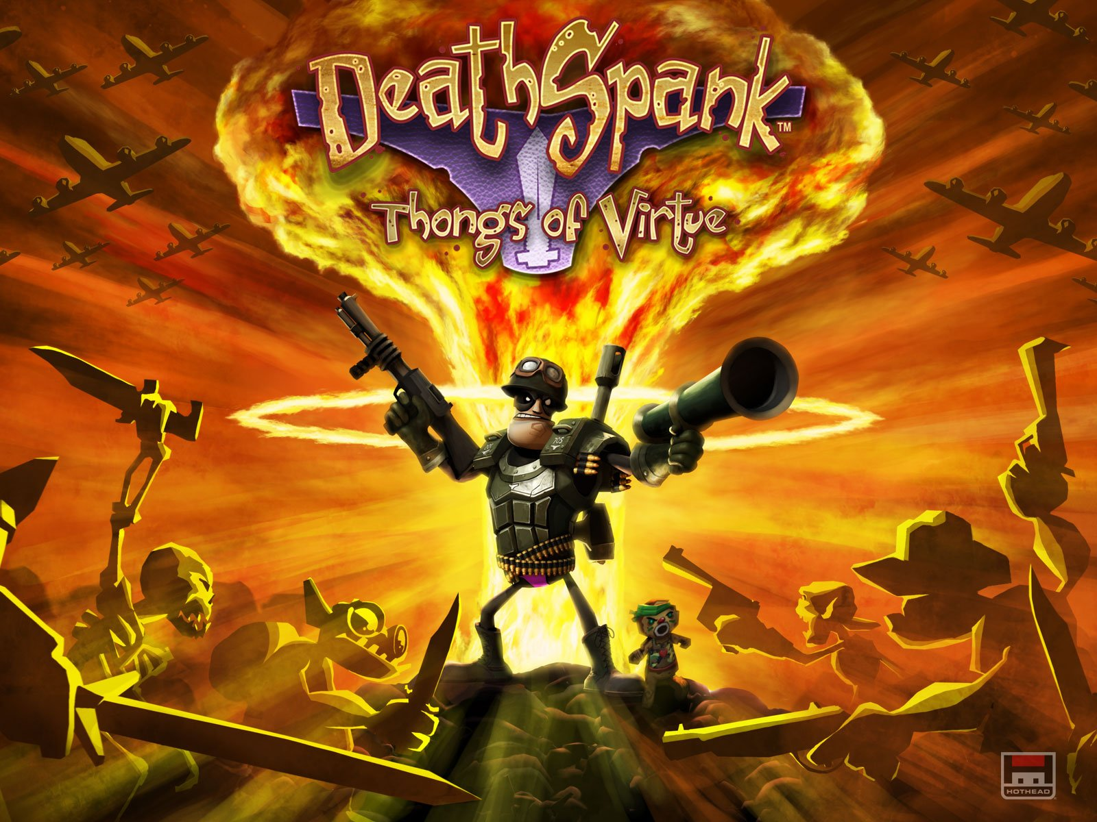 DeathSpank: Thongs of Virtue (PS3) Review 2