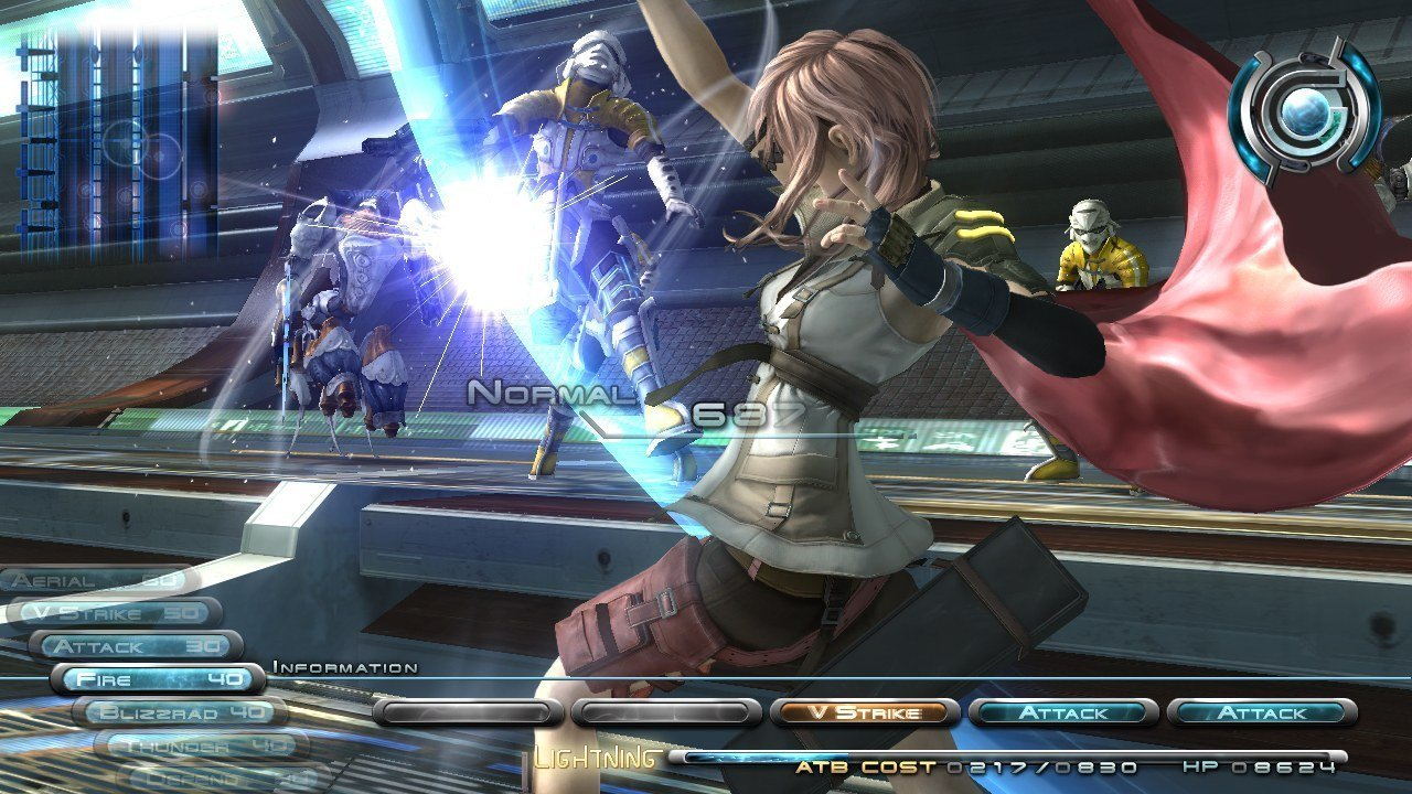Final Fantasy XIII (PS3) Review 4