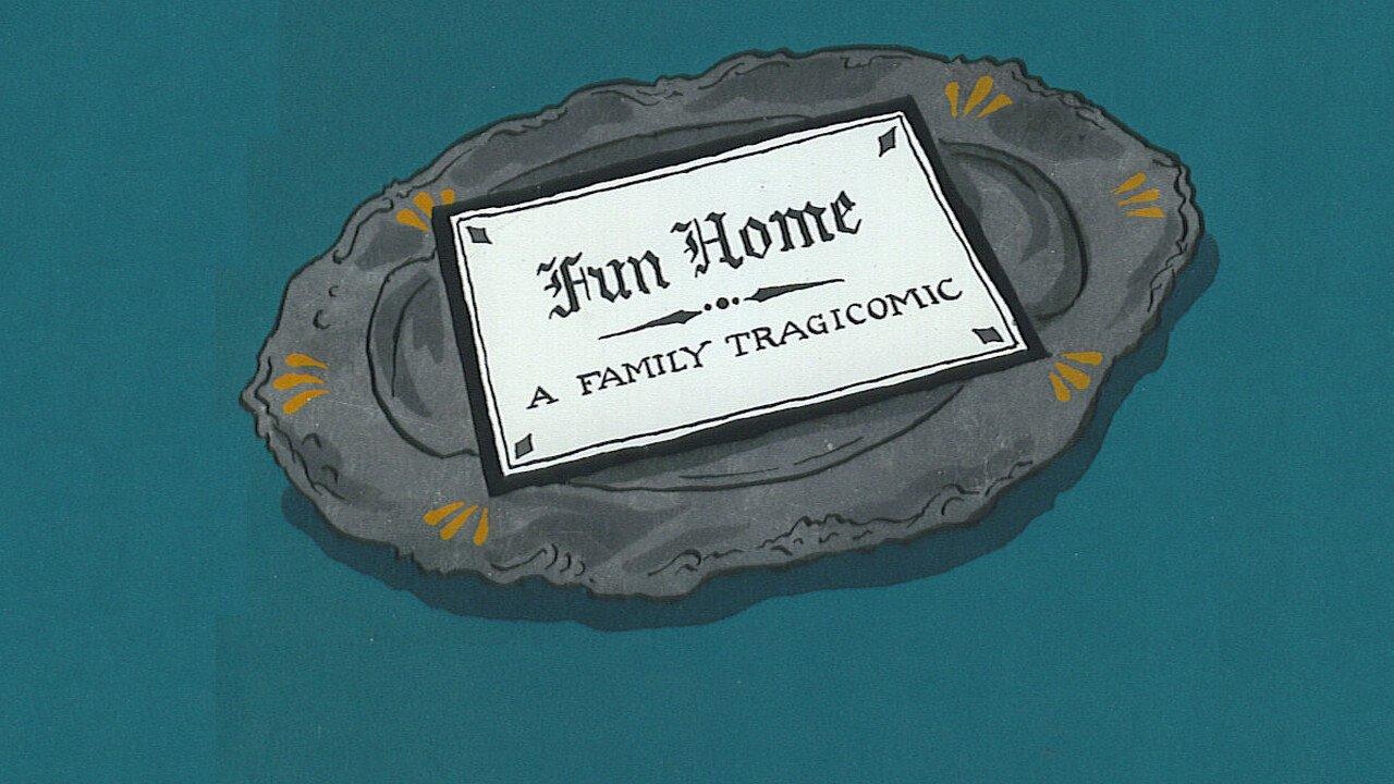 Fun Home: A Family Tragicomic Review 2