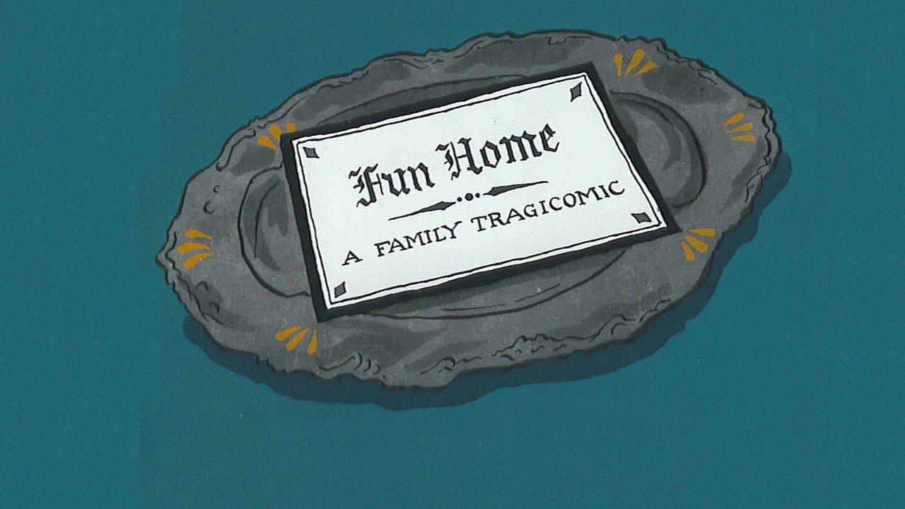 Fun Home: A Family Tragicomic Review 3