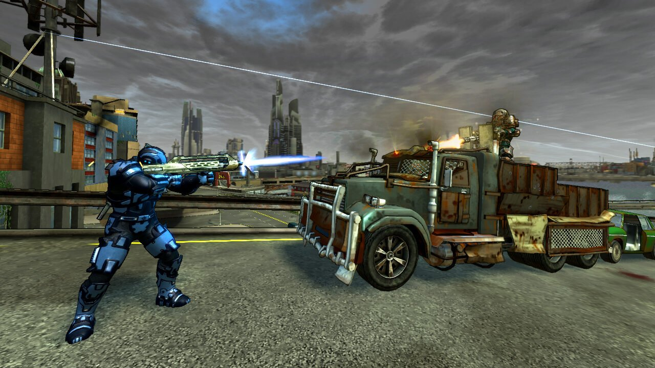 Crackdown 2 (Xbox 360) Review 3
