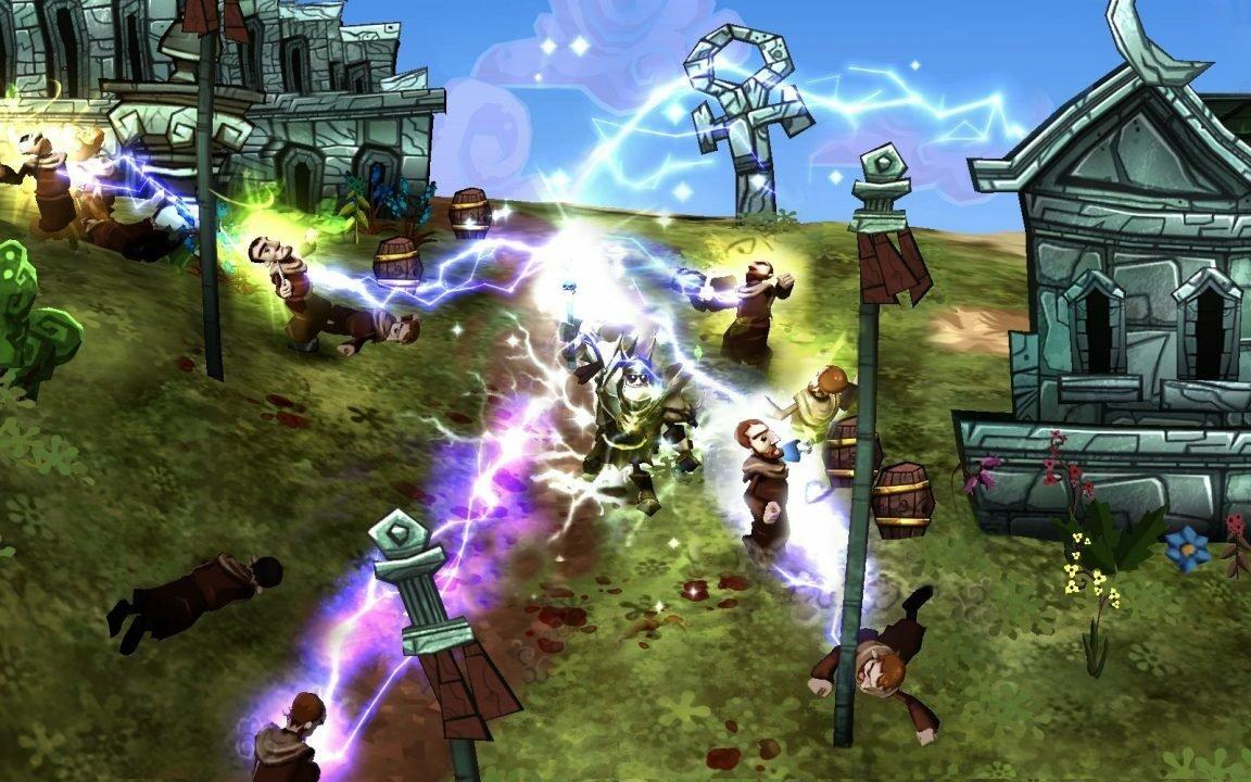 Deathspank (Xbox 360) Review 3