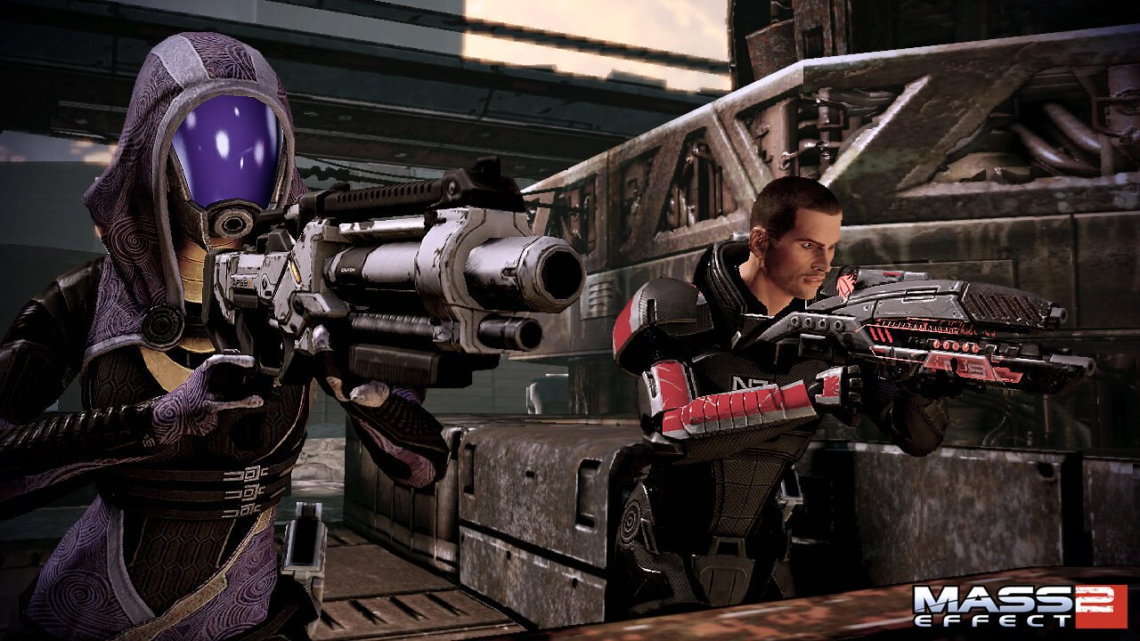 Mass Effect 2 (Xbox 360) Review 2