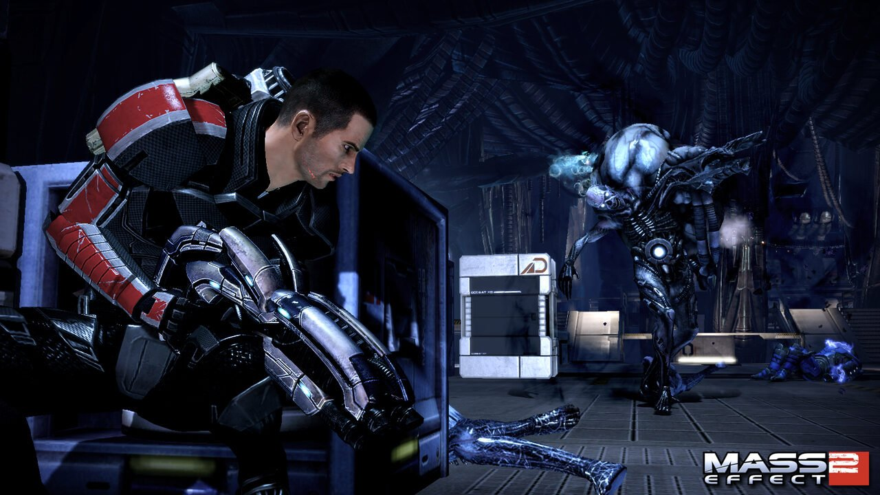 Mass Effect 2 (Xbox 360) Review 3