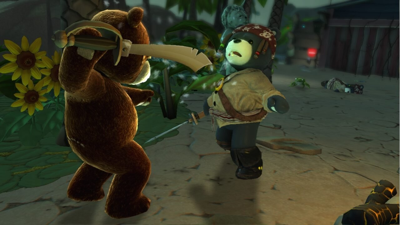 Naughty Bear (Xbox 360) Review 3