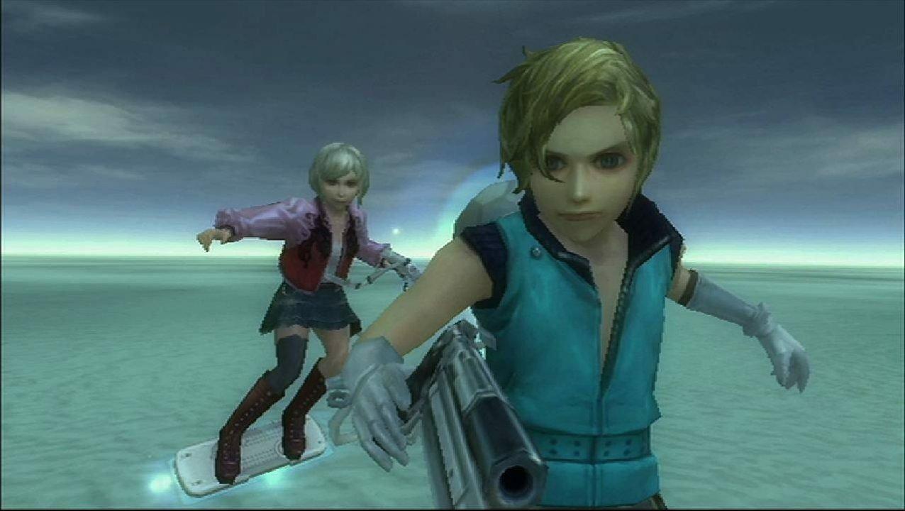 Sin &Amp; Punishment: Star Successor (Wii) Review 2