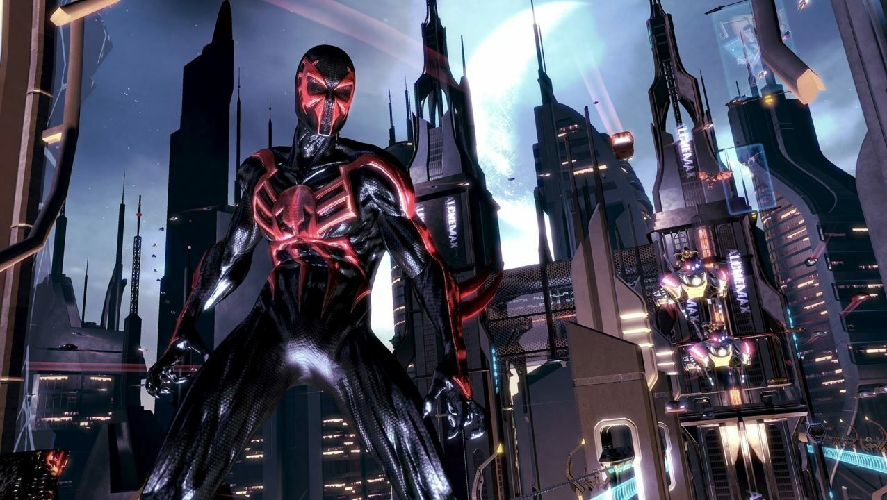 Spider-Man: Shattered Dimensions (Ps3) Review 4