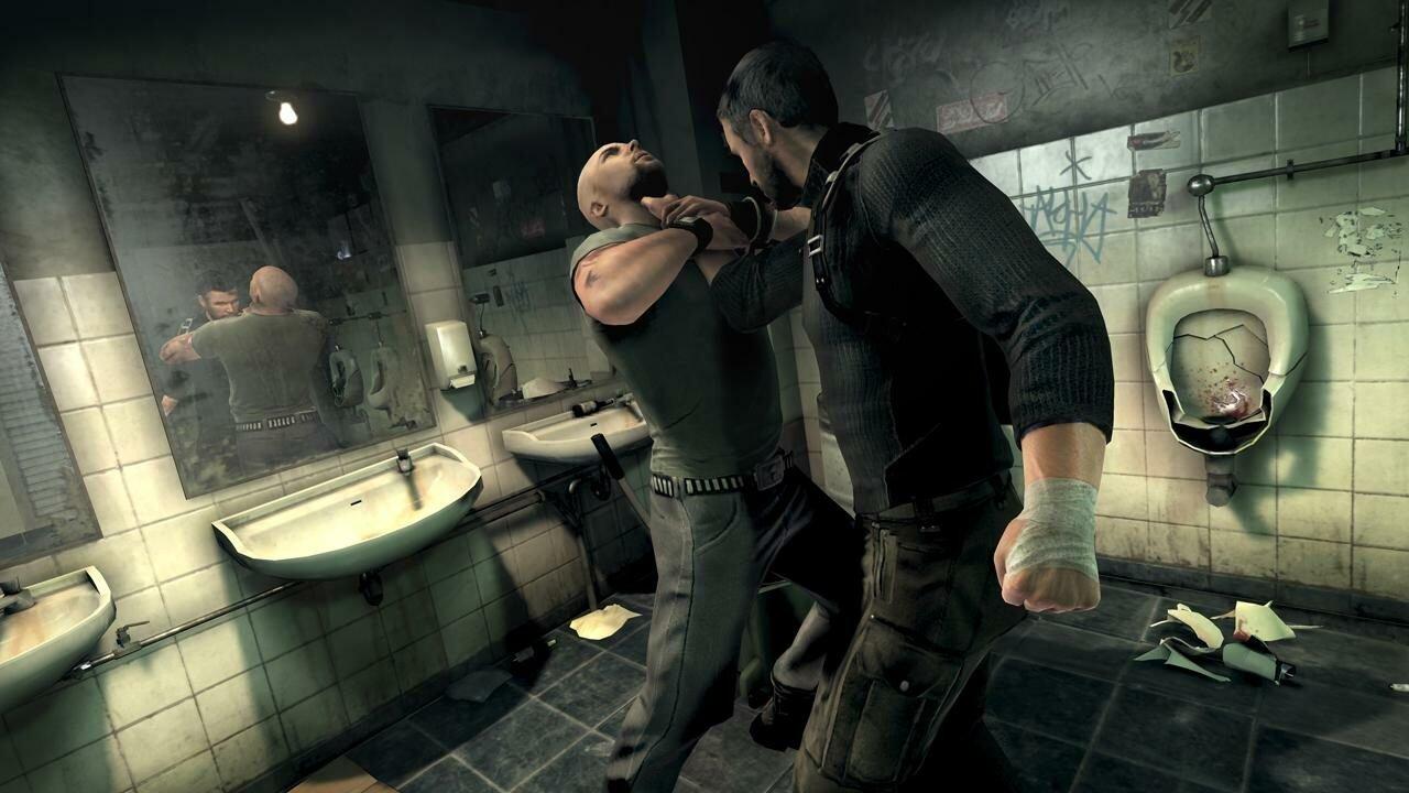 Splinter Cell: Conviction (Xbox 360) Review 2
