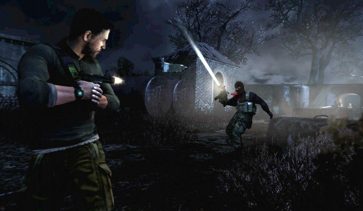 Splinter Cell: Conviction (Xbox 360) Review 3
