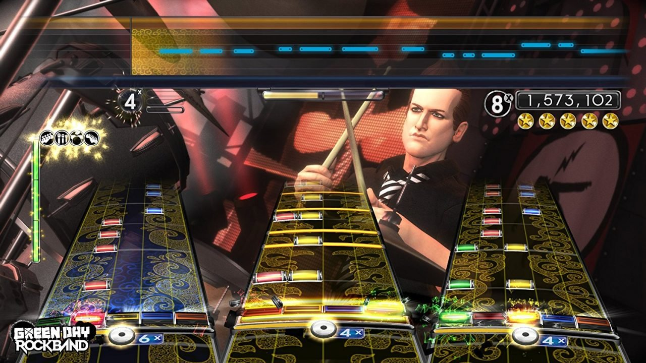 Green Day: Rock Band (PS3) Review 4