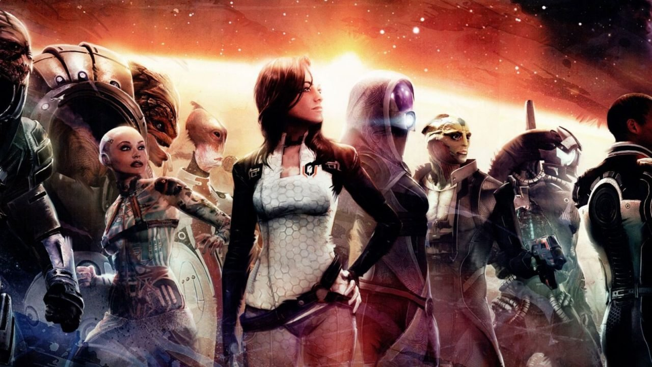 Jumping Into Mass Effect 2 With The Executive Producer 8