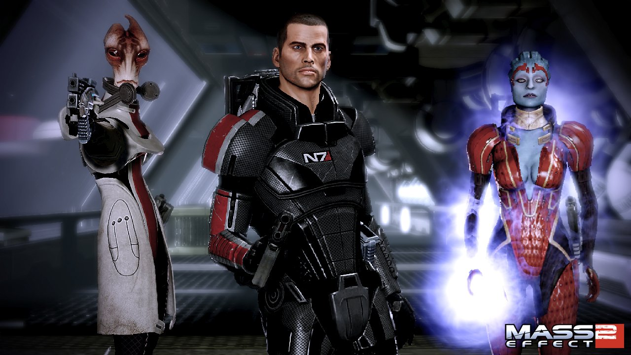 Jumping into Mass Effect 2 With the Executive Producer 10