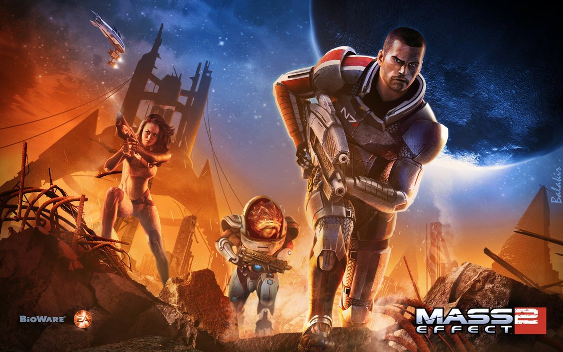 Jumping into Mass Effect 2 With the Executive Producer 11