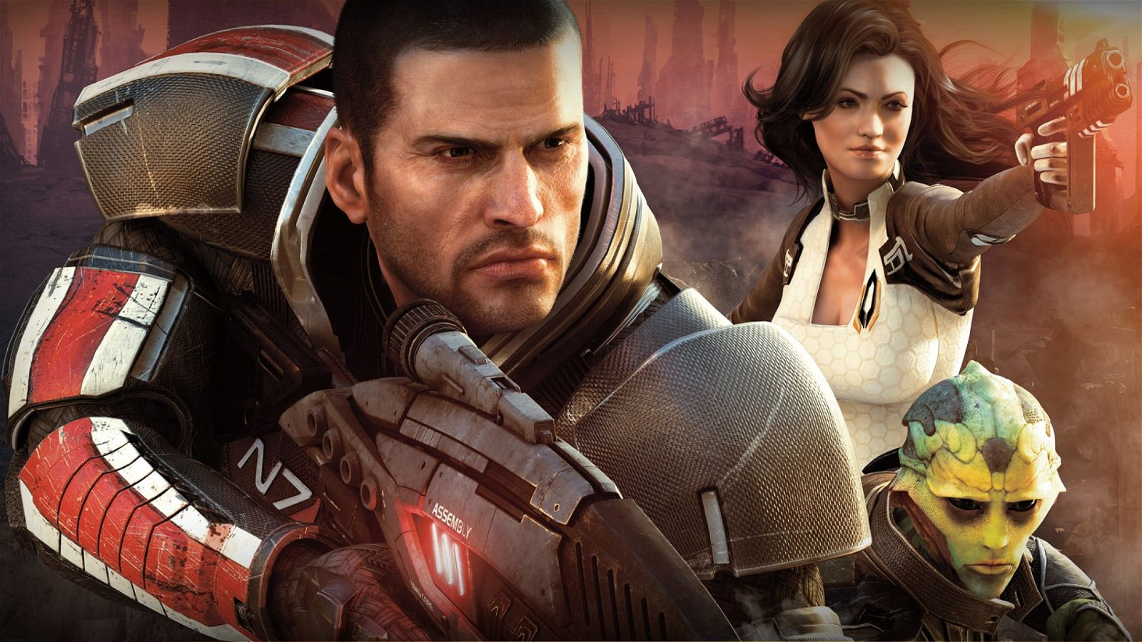 Jumping into Mass Effect 2 With the Executive Producer 1