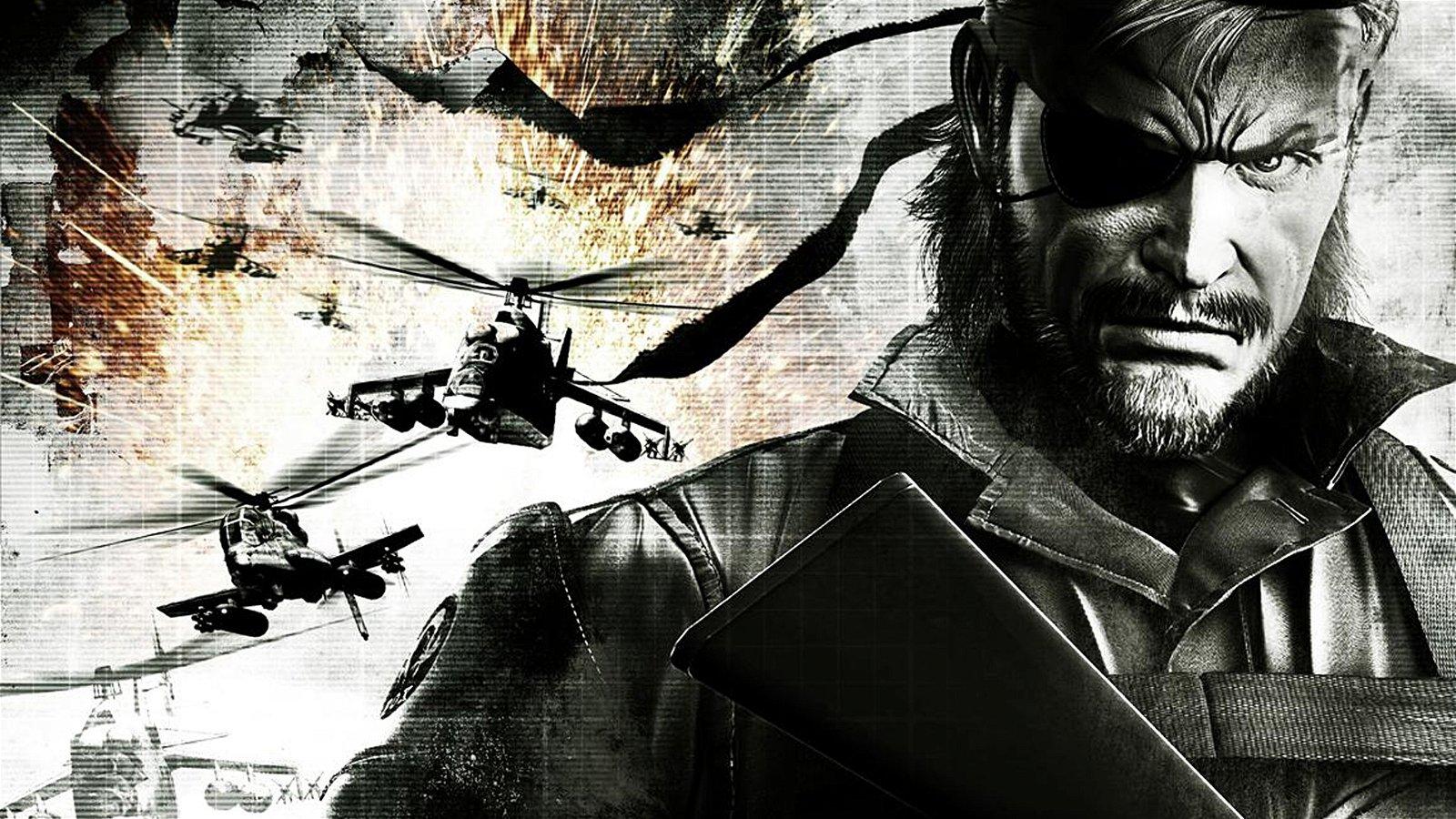 Metal Gear Solid: Peace Walker (PSP) Review 4