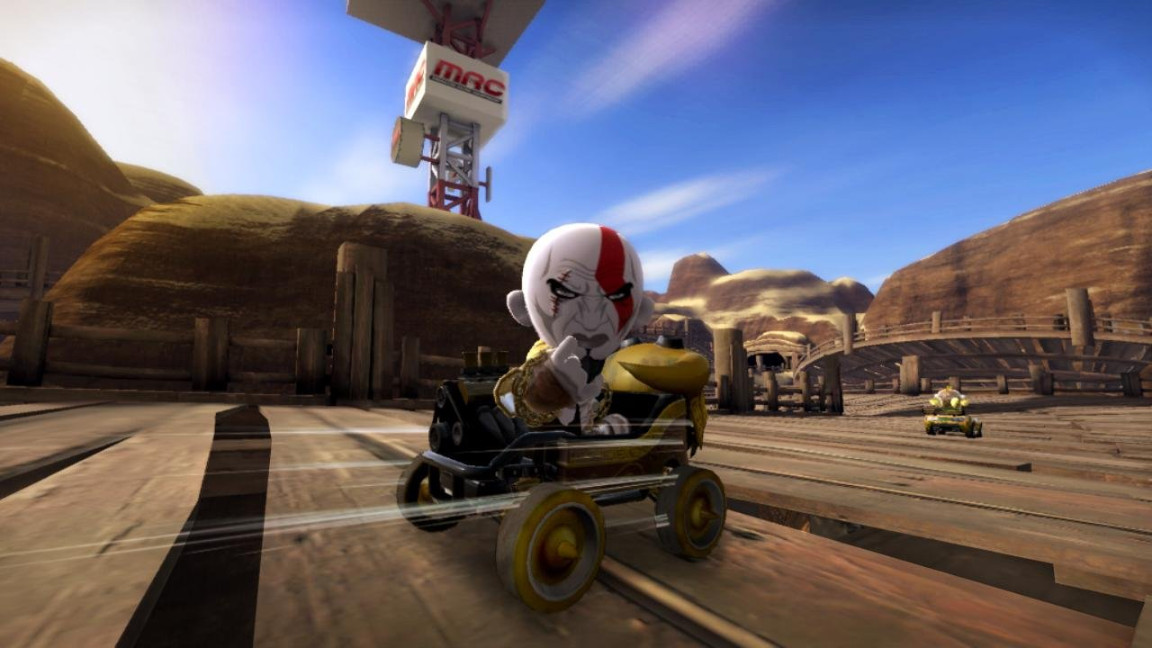Modnation Racers (PS3) Review 3