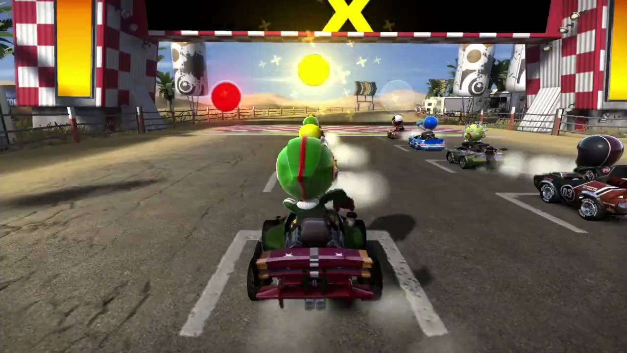 Modnation Racers (PS3) Review 2