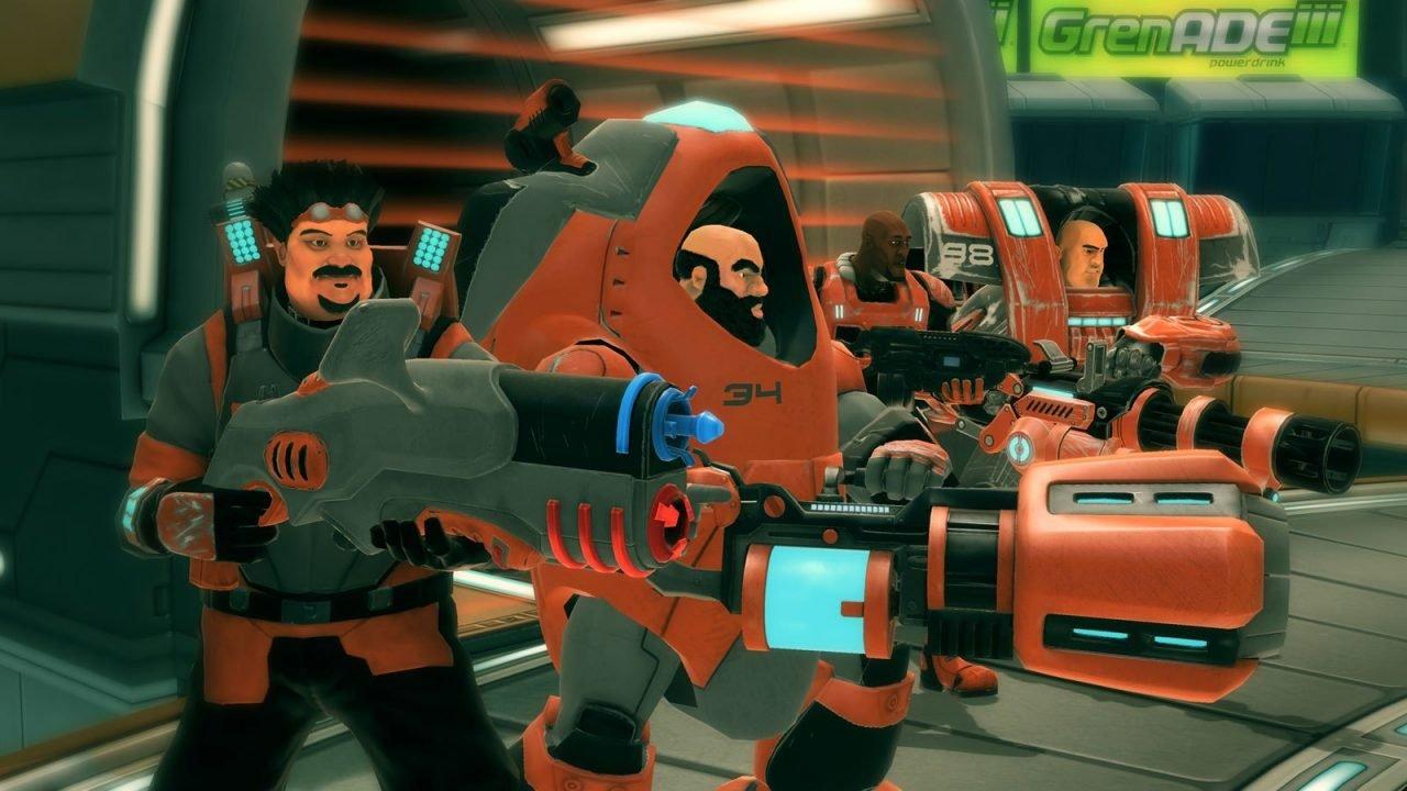 Monday Night Combat (Xbox 360) Review 2