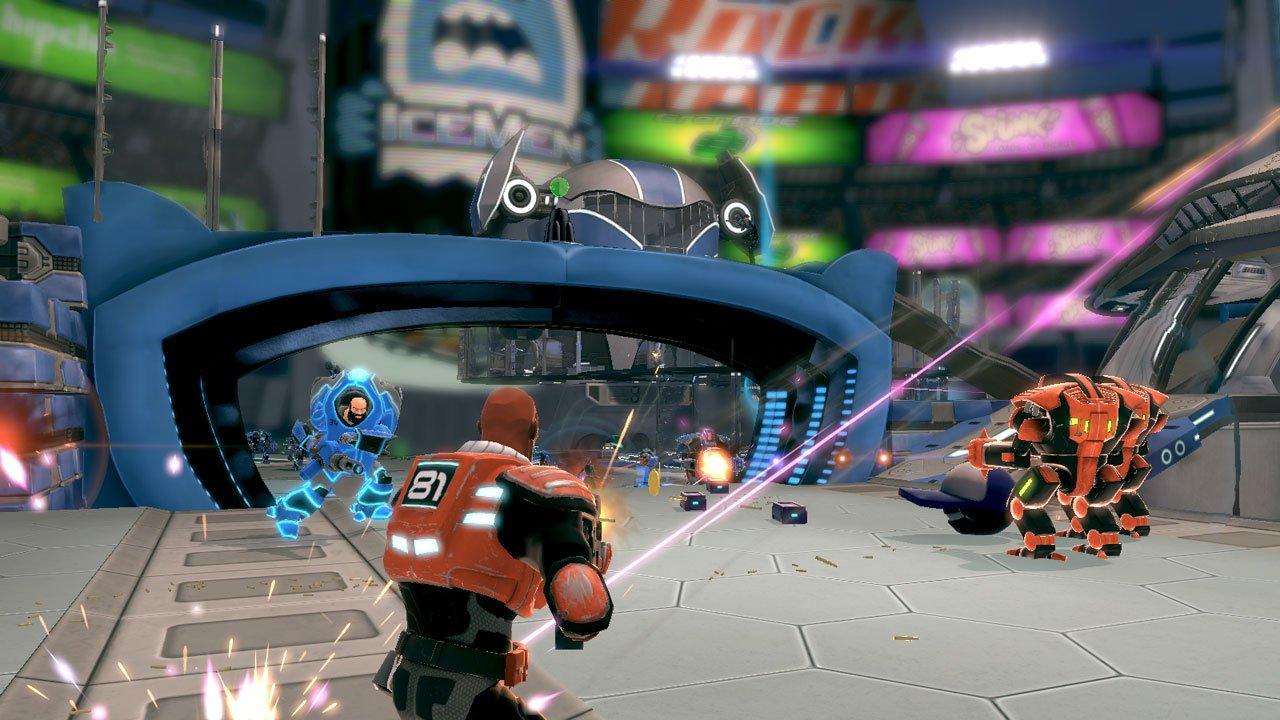 Monday Night Combat (Xbox 360) Review 3