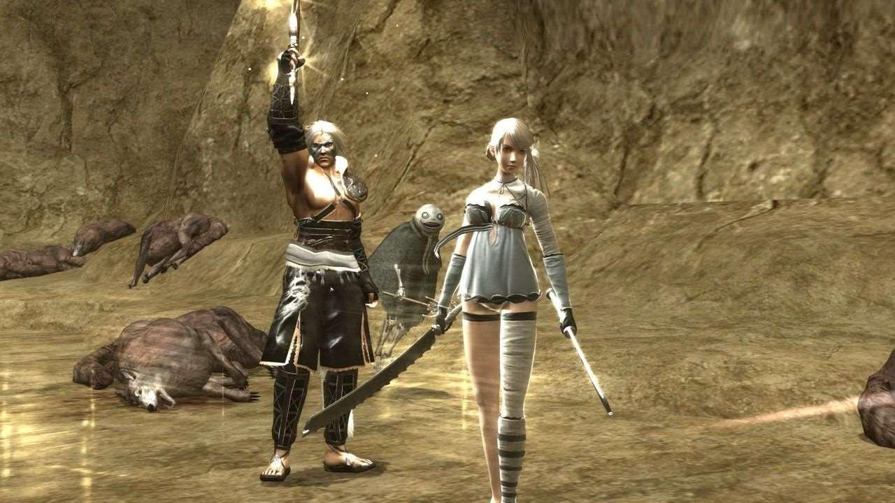 Nier (Xbox 360) Review 3