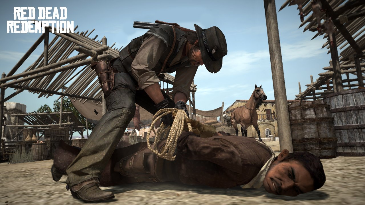 Red Dead Redemption (Ps3) Review 2