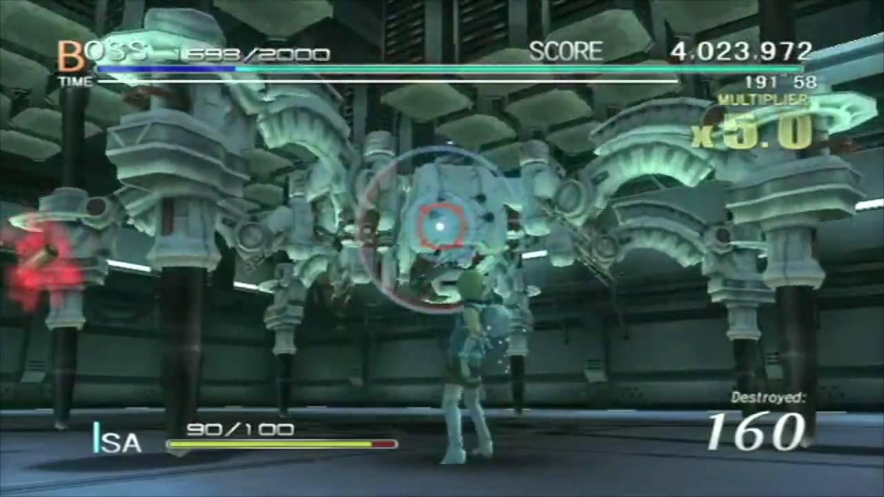 Sin &Amp; Punishment: Star Successor (Wii) Review 3