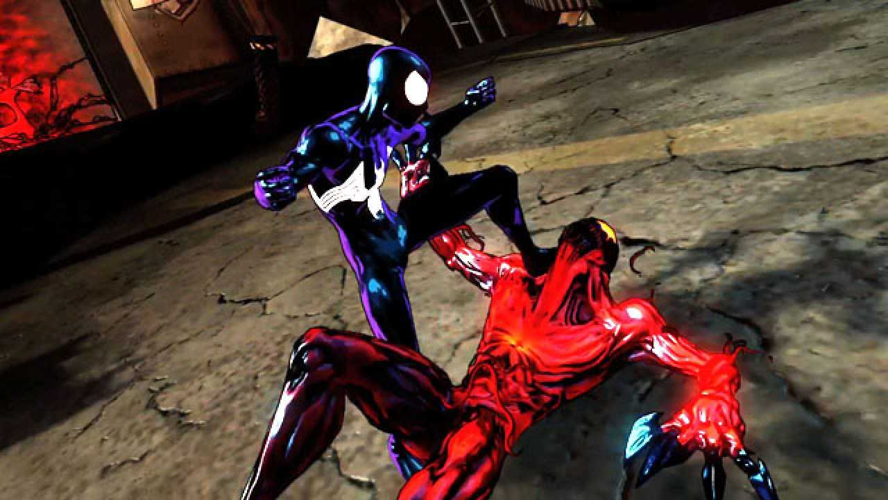 Spider-Man: Shattered Dimensions (PS3) Review 3
